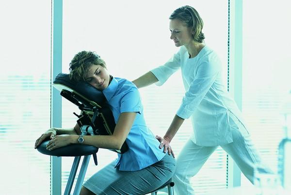 corporate massage leeds